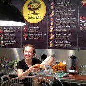 Rauch eröffnet erste Juice Bar in Wien