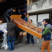 Rankweil: Pflegebehelfe für Heim in Bulgarien