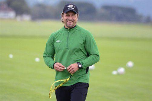 Für Austria-Trainer Helgi Kolvidsson hat die Mannschaft oberste Priorität. Foto: Stiplovsek