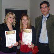 Julius-Raab-Preis für vier Ländle-Lehrlinge