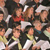 Eindrucksvoller Gesang in der Hl. Kreuz Kirche