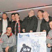 Nazareth rockt mit Österreichs Skiteam