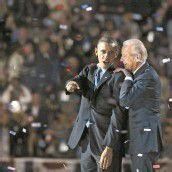 Welle der Euphorie um Obama