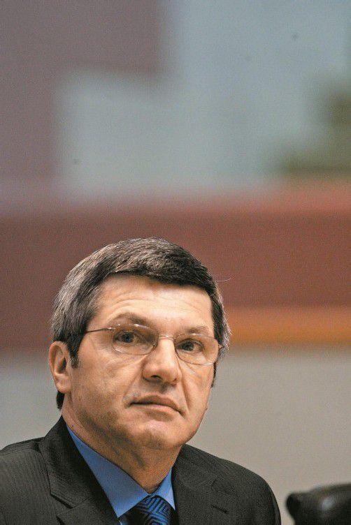 Gestern ging eine lange politische Karriere zu Ende. Siegi Stemer (61) war 15 Jahre lang Landesrat. Foto: VN/hartinger