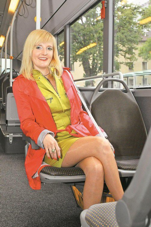 Günstiger einsteigen: Die Jahreskarte für öffentliche Verkehrsmittel kostet für Stammkunden bald nur noch einen Euro pro Tag. Foto: VN/hofmeister