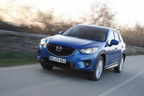 Mazda ist in Europa wieder auf Erfolgskurs. Foto: Werk