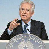 Monti ist bereit weiterzumachen