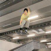 Skater wünschen sich mehr Platz für ihre Luftsprünge