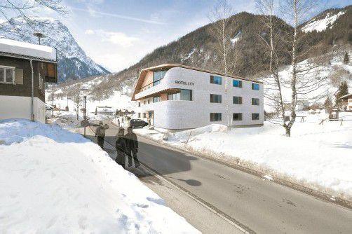 Im Brandnertal wurde beispielsweise ins Hotel Lün investiert. Foto: lisa mathis