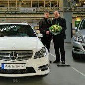 Mercedes feiert Jubiläum