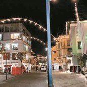 7000 Lichtpunkte im Stadtzentrum