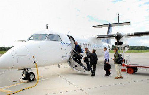 Intersky fliegt Wien nicht mehr an. Foto: Intersky
