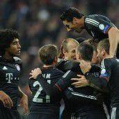 Bayern-Gala gegen OSC Lille