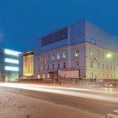 Die Bregenzer Kulturmeile mit Vorarlberg Museum, Landestheater und Kunsthaus ist wieder komplett