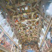 Michelangelos Fresken werden 500