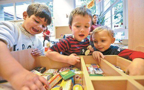 Kinderbetreuungskosten: Statt 165 wurden nur 36 Fördermillionen in Anspruch genommen. Foto: APA