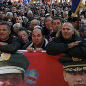 Kroatien feiert, Opfer schockiert