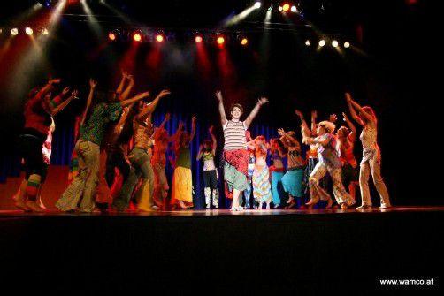 Legendäres und Rockiges – Die WAMCO Musicalnight lässt die Kulturbühne AMBACH wieder beben. foto: wamco/archiv