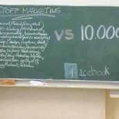 Facebook-Wette: 10.000 Likes statt Prüfung