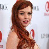 Geldspende für Lindsay Lohan