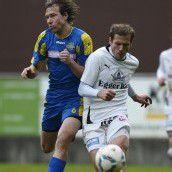 Der FC Wolfurt macht den FC Höchst zum Winterkönig