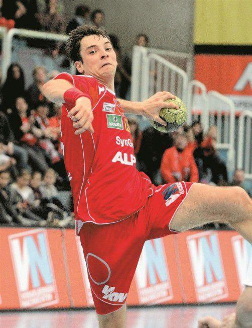 Marko Tanaskovic erzielte den Siegtreffer. Foto: vn/Stiplovsek