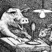 Farm der Tiere neu interpretiert