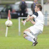 Goalie Bischof erzielt Tor
