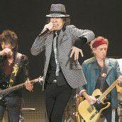 Stones feierten 50 Band-Jahre