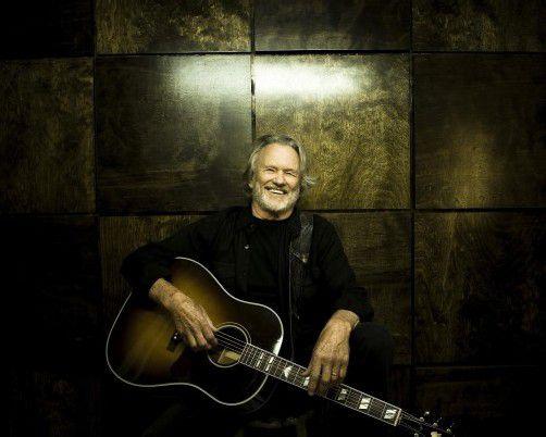 Mit Kris Kristofferson kommt wohl einer der letzten noch lebenden Country-Helden ganzer Generationen nach Hohenems. foto: musikladen