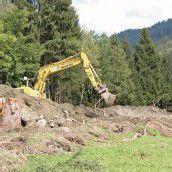 Neuer Damm für Sicherheit am Valschavielbach
