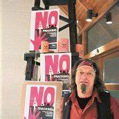 Bürger machen Druck gegen Fracking