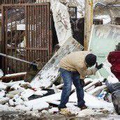 Athena bringt Schnee und Kälte an US-Ostküste