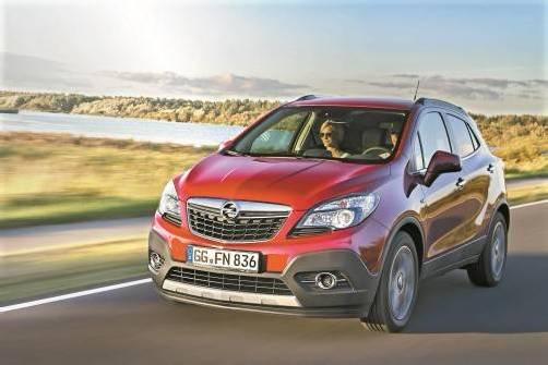 """Noch ganz frisch auf dem Markt ist der Opel Mokka. Er folgt dem Modetrend der """"Subkompakt-SUVs""""."""