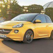 Auch für Eva: der Opel Adam