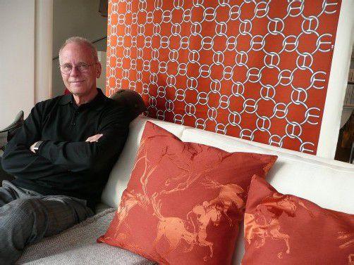 """Raimund Zwing: """"Die eigenen vier Wände werden zunehmend zum Rückzugsort."""" Fotos: marlene matt"""