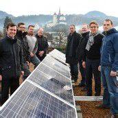 Klosterreben nutzt Energie der Sonne
