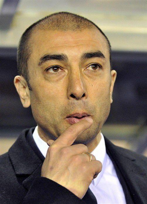 Roberto Matteo ist seinen Trainerjob bei Chelsea los. Foto: epa