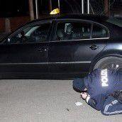 Taxi-Überfall Polizei forschte Täter aus /b1