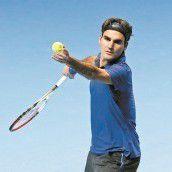 Federer locker zum Auftaktsieg