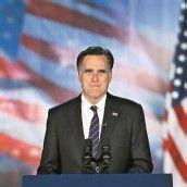 Romney klagt über Niederlage
