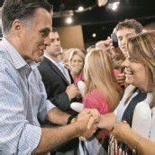 Umfragen sehen Obama und Romney gleichauf