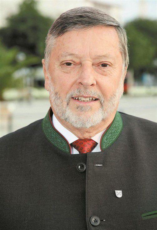 Rudolf Lerch steht neu dem Kontrollorgan vor.