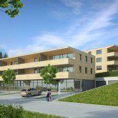 Spatenstich für neues Dorfhus in Sulzberg