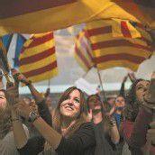 Katalanen wollen Unabhängigkeit von Spanien