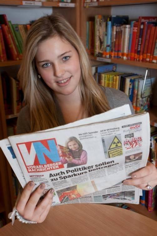 Stelleninserate in Zeitungen finden große Beachtung. Foto: Hartinger