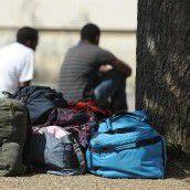 Feilschen um jeden Asylplatz