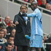 Mancini fordert von Balotelli mehr Disziplin