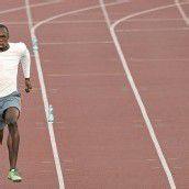 Usain Bolt hat das Training für 2013 gestartet
