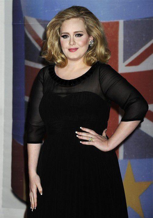 Trotz boshafter Bemerkungen über ihre Figur hat die Sängerin keine Diätpläne.